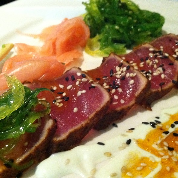 Sashimi @ Legal Sea Foods: Prudential Center