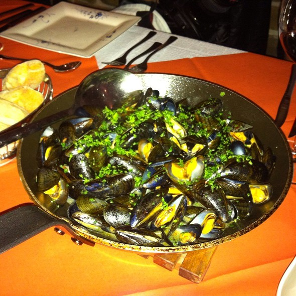 Moules @ Taverne Beim Baron