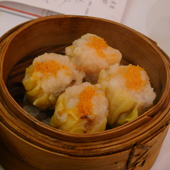 Prawn and Pork Shao Mai @ East Ocean Restaurant