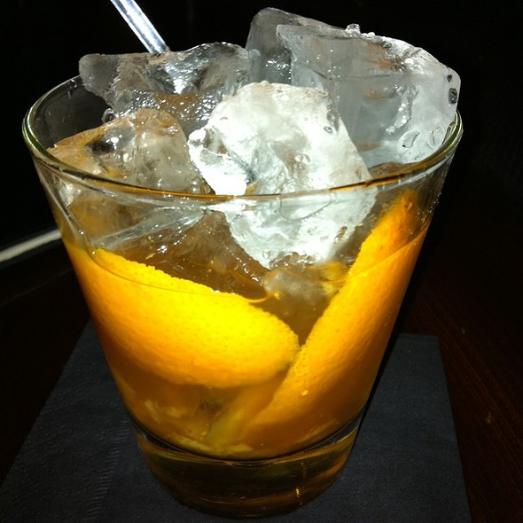 Old Fashioned @ Crazy Bear