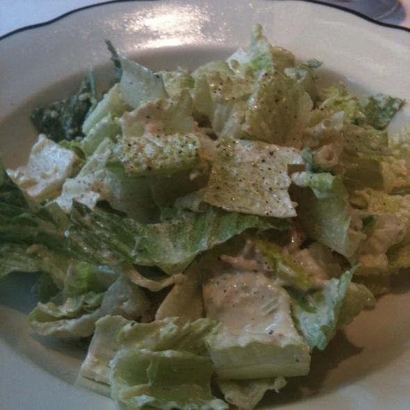Caesar Salad @ Butcher & Singer