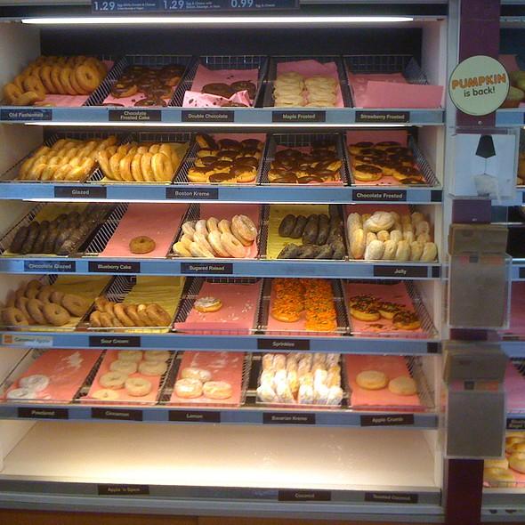 Doughnut Assortment II  @ Dunkin' Donuts