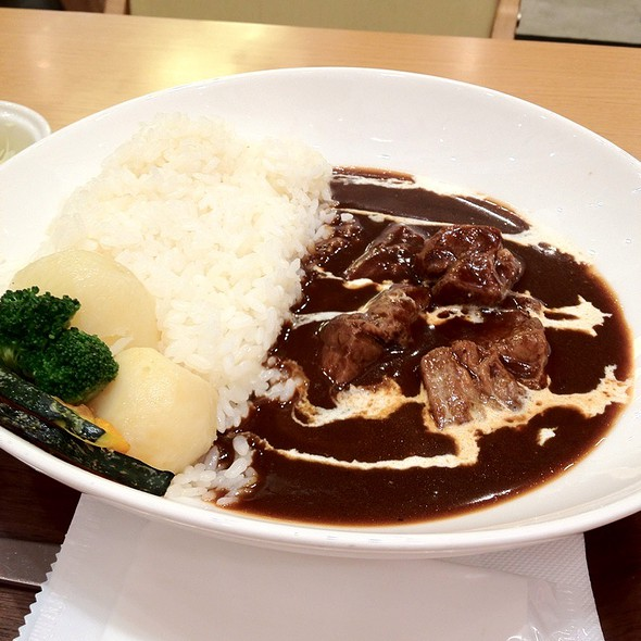 Hashed Beef With Rice @ UpカフェEcute上野