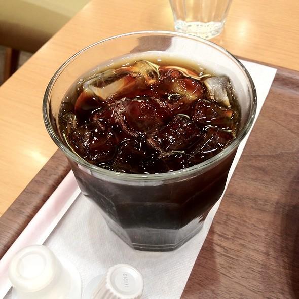 Iced Coffee @ UpカフェEcute上野