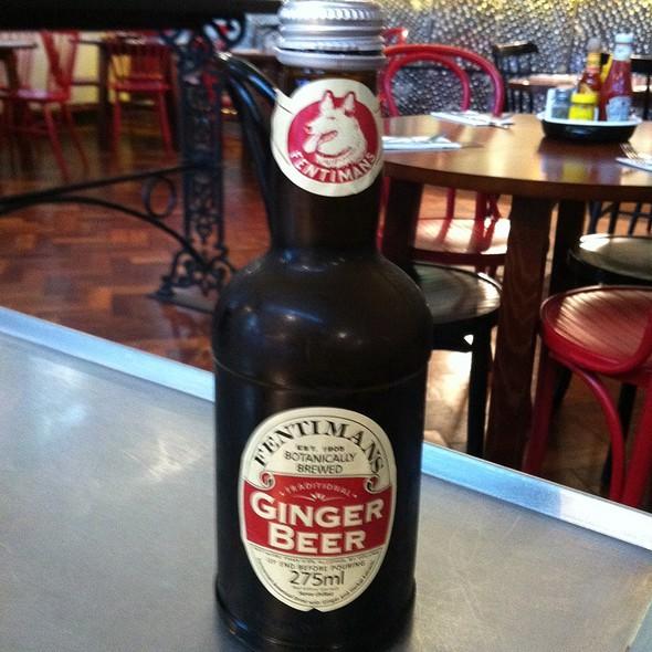 Fentimans Ginger Beer @ Byron