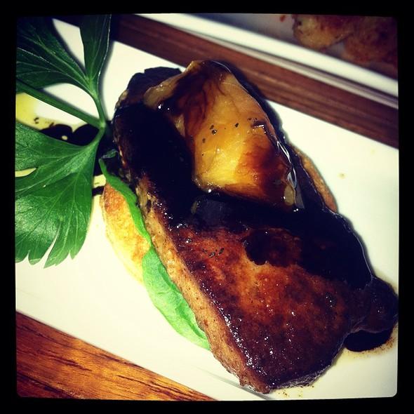 Foie Gras on Toast @ Angel's Share