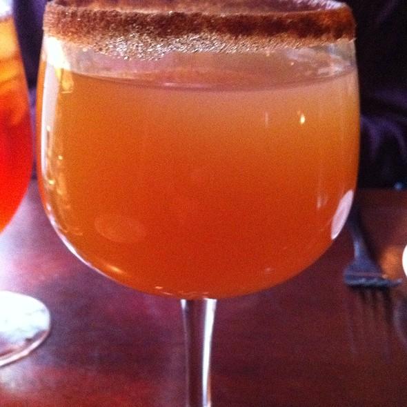 Hot Apple Cider @ White Dog Cafe