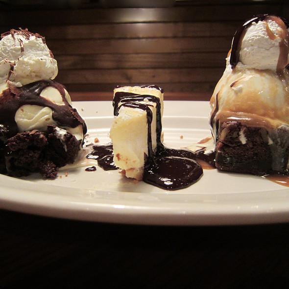 Dessert Sampler Trio