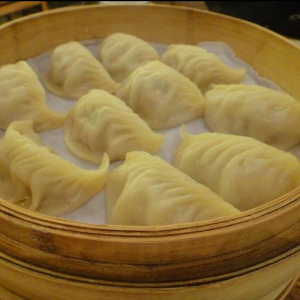 Dumplings @ Din Tai Fung – Paragon Shopping Centre