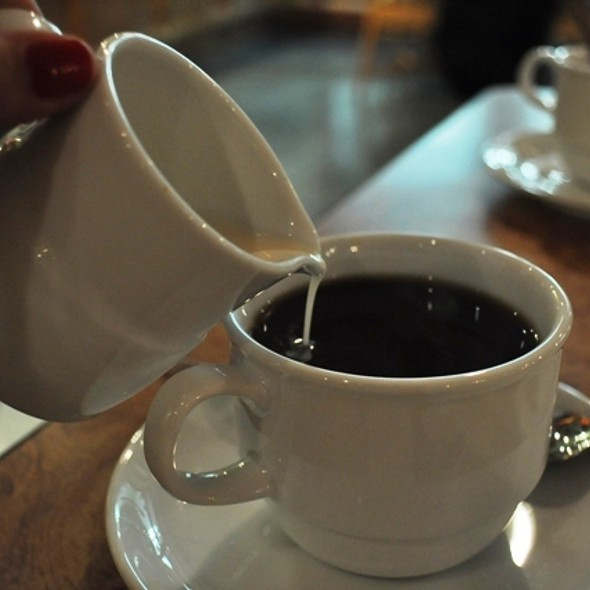 Brewed Native Coffee @ Tanglaw Coffee Shop at The Legen Hotel