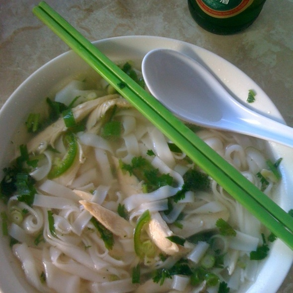Pho Ga @ Turtle Tower Restaurant