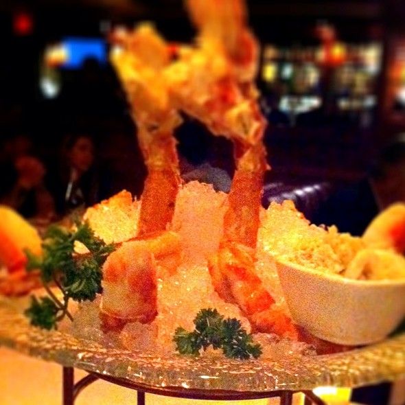 Seafood Tower - Fleming's Steakhouse - San Diego, San Diego, CA