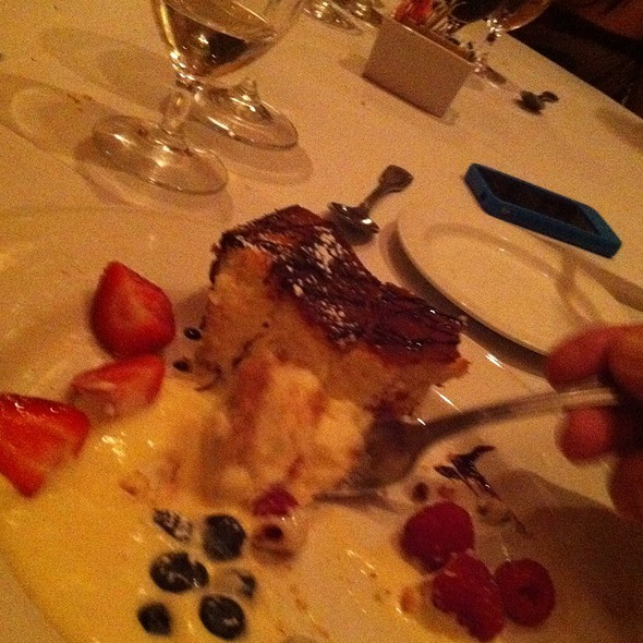 Ricotta Cheesecake - Casa D'Angelo - Boca Raton, Boca Raton, FL