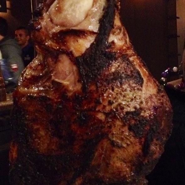 Grilled leg of lamb - Texas de Brazil - Detroit, Detroit, MI