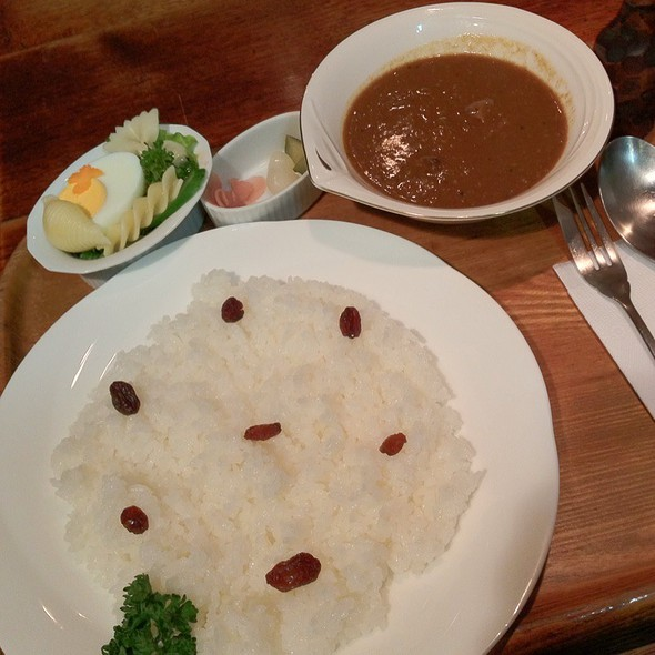 curry rice @ くぐつ草