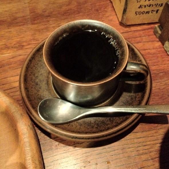 Coffee @ くぐつ草