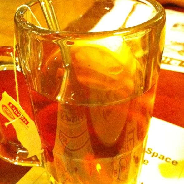 Lemon Tea @ Sunday Bistro
