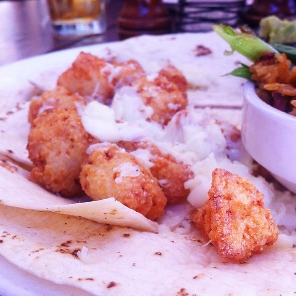 halibut tacos - Marlowe's, Denver, CO