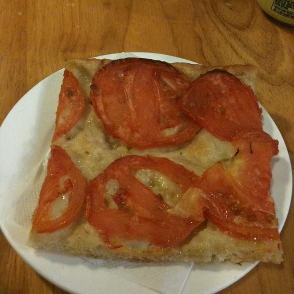 Tomato Foccacia @ Il Cantuccio