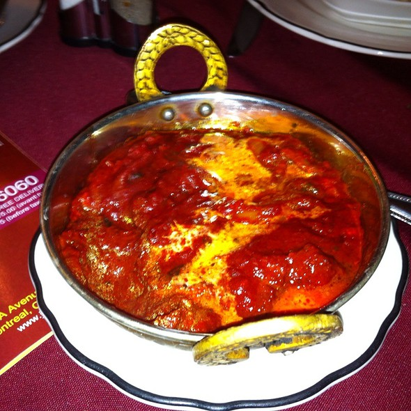 Tikka Malsala Lamb @ Restaurant Jai Pur Tandoori