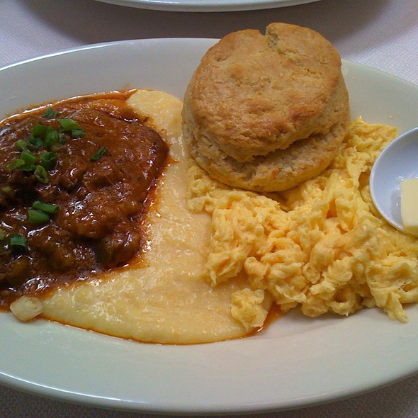 Grillades and Grits @ Brendas French Soul Food