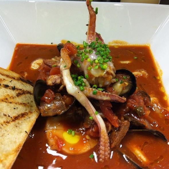 Seafood Stew - Isabella's Italian Trattoria, Lynchburg, VA