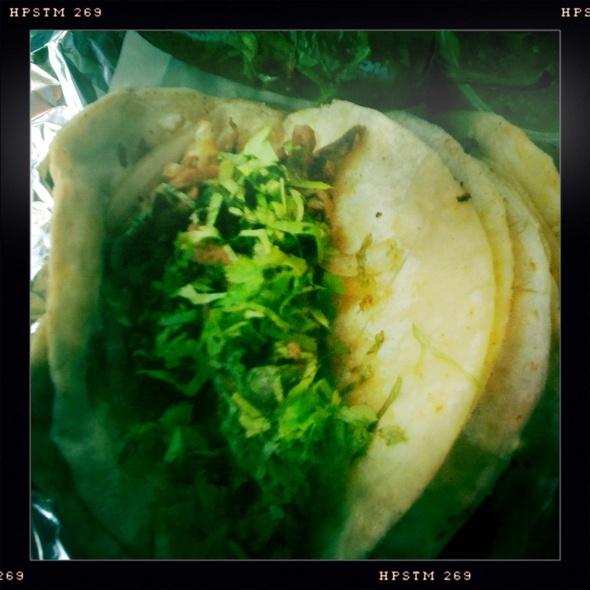 Steak Taco @ El Taco Loco