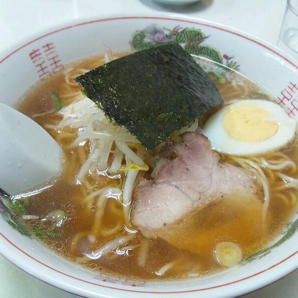ラーメン @ ファイト餃子