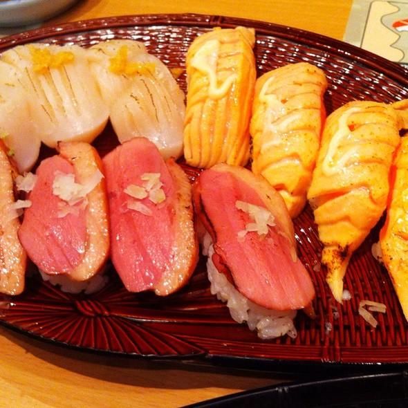 Assorted Sushi @ Itacho Sushi @ PS