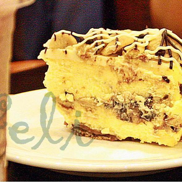 Triple Chocolate Chip Brownie Cheesecake @ Starbucks Coffee, Eastwood City Walk 2