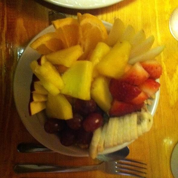 Granola Fruit And Yogurt @ Runcible Spoon Cafe & Rstrnt