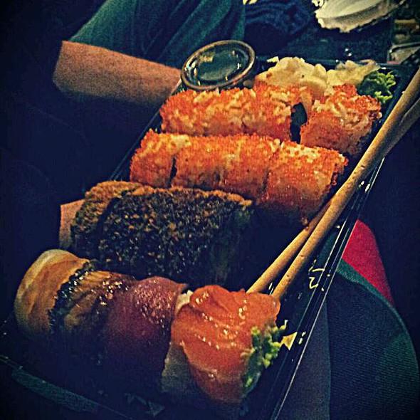 Sushi @ Thang Long