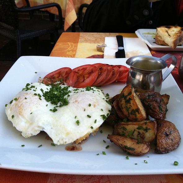 Steak and Eggs @ Belga Cafe