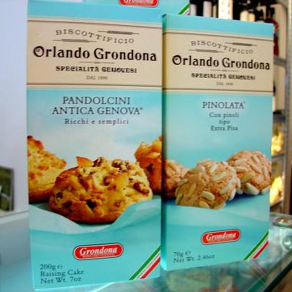 Old Fashioned Genovese Biscotti and  @ Mondo Mediterraneo Uptown