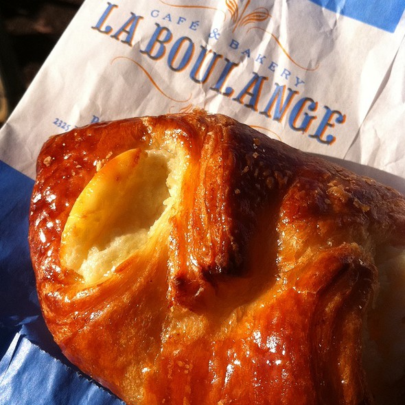 Cheese Danish @ La Boulange