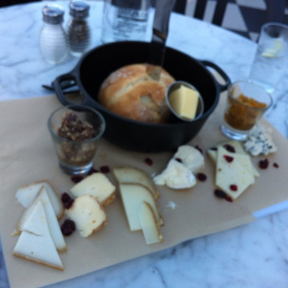 Cheese Board @ Paradise Bay
