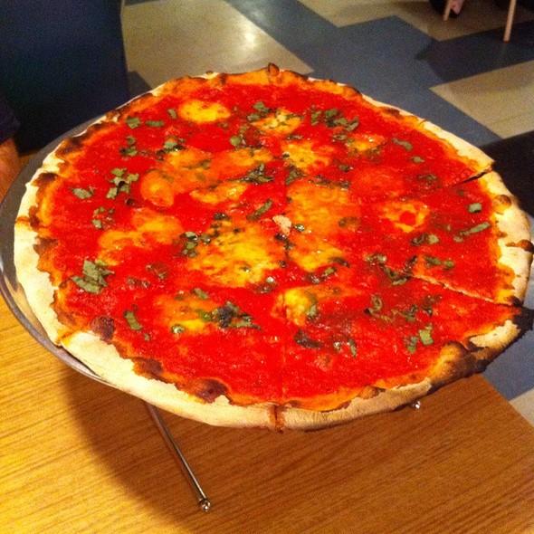 Margherita Pizza @ Tacconelli's Pizza