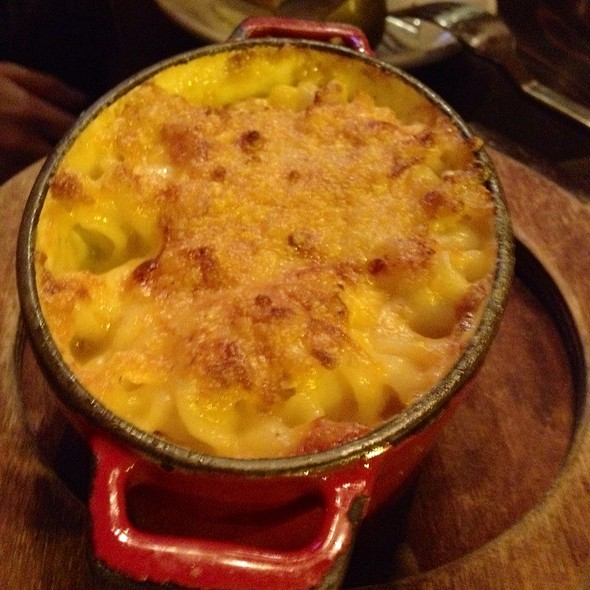 5-Cheese Mac @ The Frontier