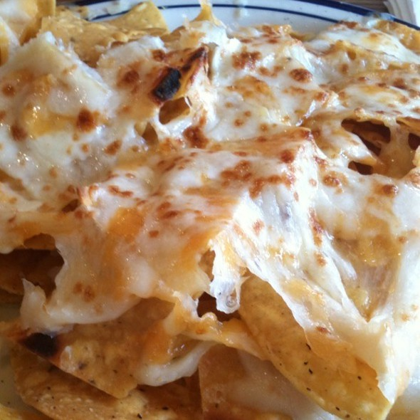 Nachos @ Tortilla Flats Restaurant