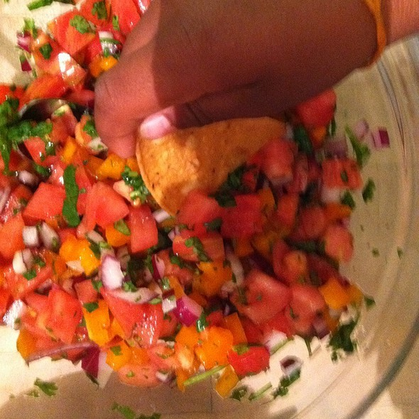 Fresh Summer Salsa @ Awesomeness Now Has A Name.  Let Me Introduce Myself.