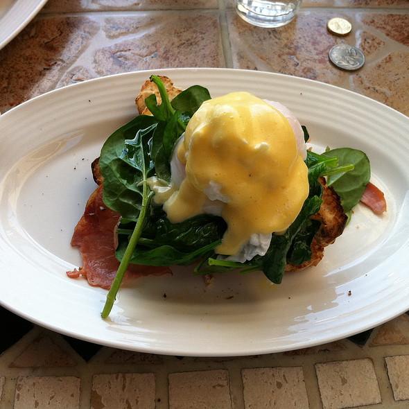 Eggs Benedict @ The Foodspotting Holiday Spotathon
