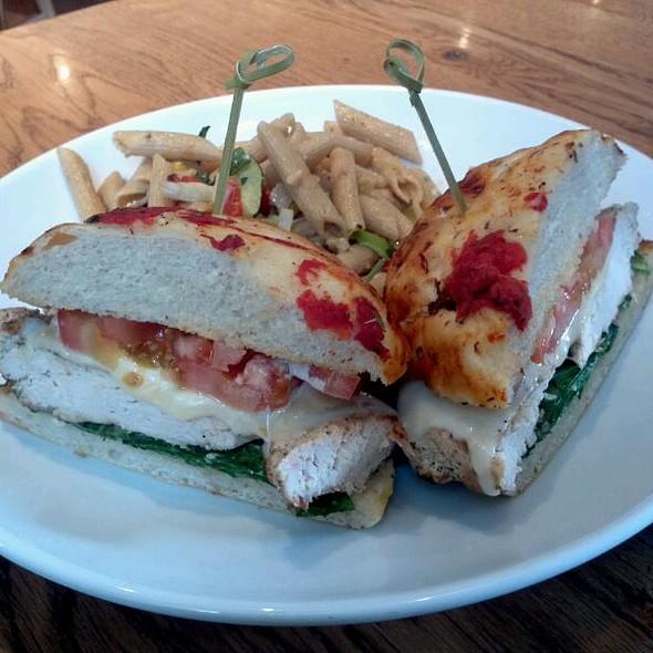 Caprese Sandwich w/ Grilled Chicken - Prasino - La Grange, La Grange, IL