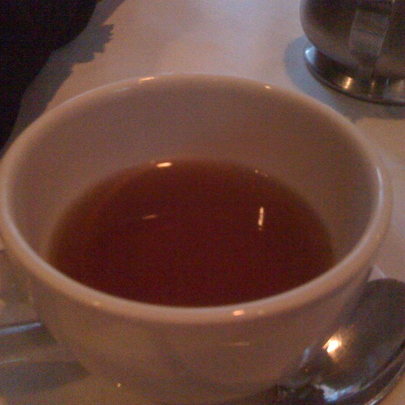 Hot Tazo Tea - The Warehouse, Alexandria, VA