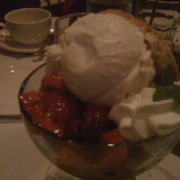 Strawberry Shortcake Dessert  - The Warehouse, Alexandria, VA
