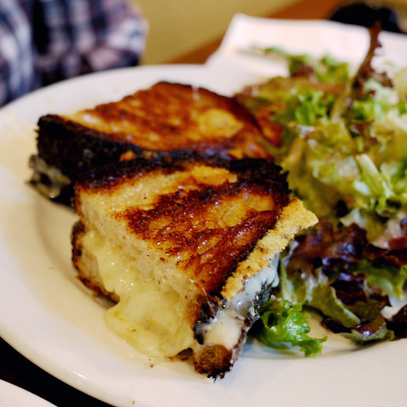 Grilled Cheese Sandwich - Ditch Plains - West Village, New York, NY