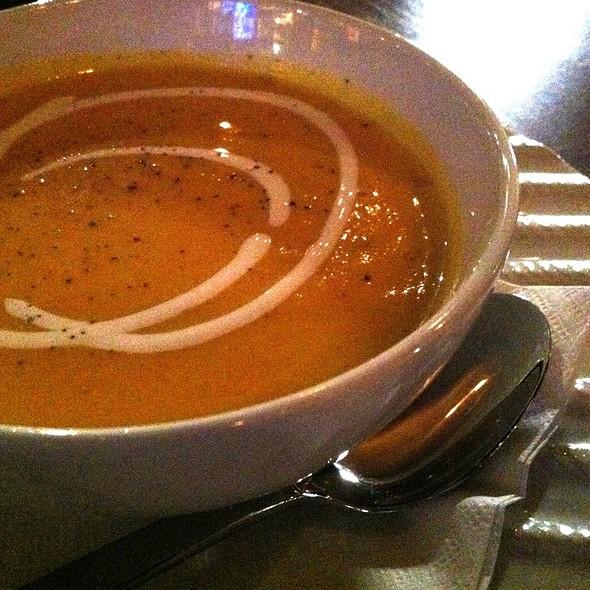 Butternut Squash Soup - Lake Street Kitchen + Bar, Oak Park, IL