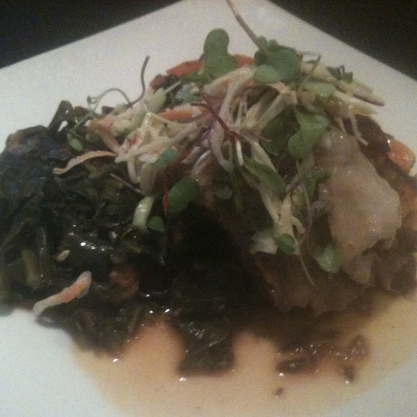 Bbq Glazed Pork Shoulder - New South Kitchen & Bar, Charlotte, NC