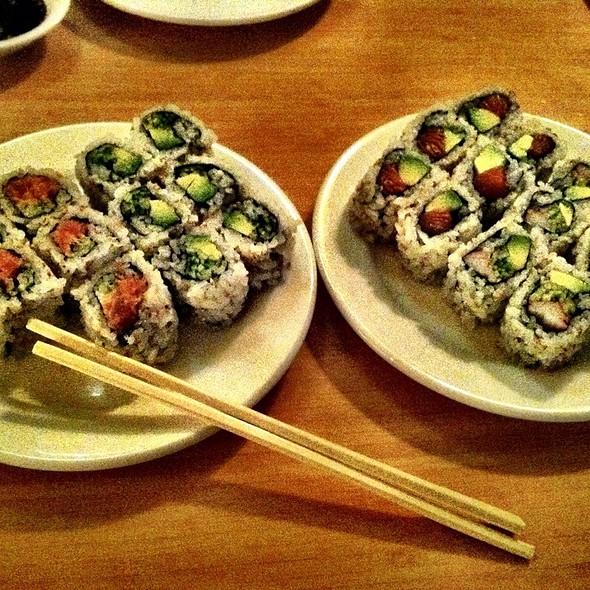 Sushi - Latitude 43, Gloucester, MA