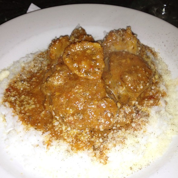 Braised Veal Shank - Trattoria Belvedere, New York, NY