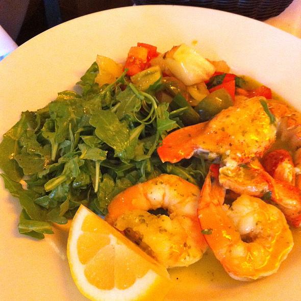 Lobster Salad - Paola's Restaurant, New York, NY